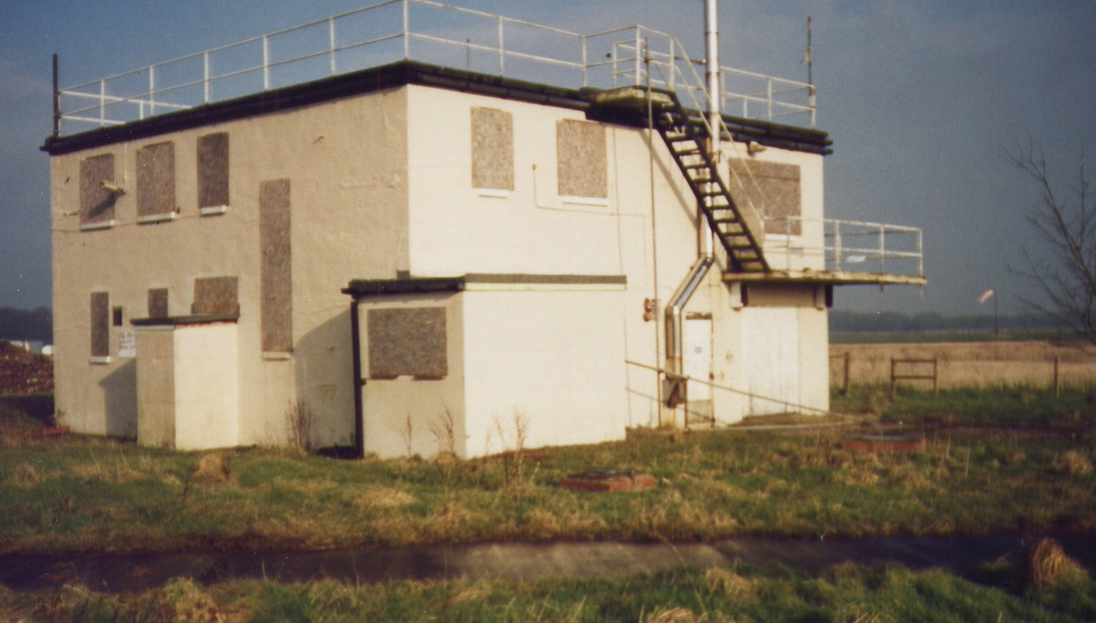 dunkseswell control tower